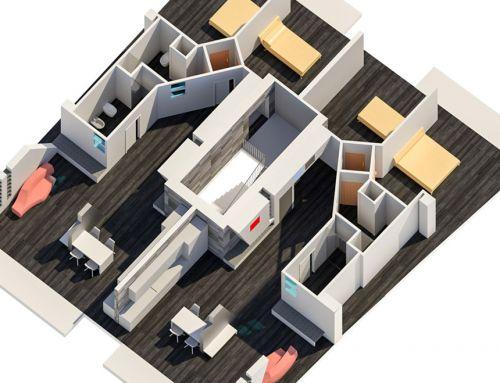 Ristrutturazione interna di due appartamenti