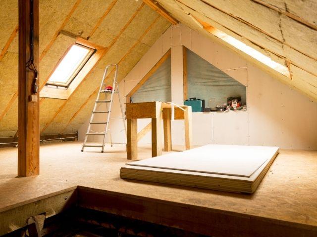 sottotetto abitabile studio architettura bastoni