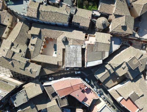 Progetto di Manutenzione dell'Edificio di Culto SS. Annunziata  detta Sant'Agostino, Veroli